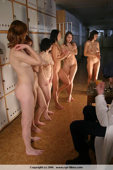 spanking naked women in the nude
